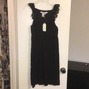 "NWT Studio M ""Carya"" black lace dress"